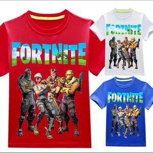 Other - Kids Tshirt Fortnite print